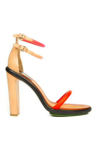 Goodbye cankles, hello ankle straps! #r29summerstyle