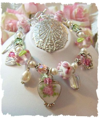 Broken China Jewelry Google Search My Style Pinterest