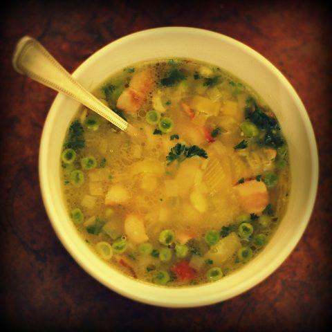 pea dn rice soup | Favorite Recipes | Pinterest