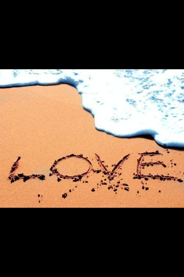 Love letters in the sand | Sand Castles and S'MOREs in Pacific Beach ...