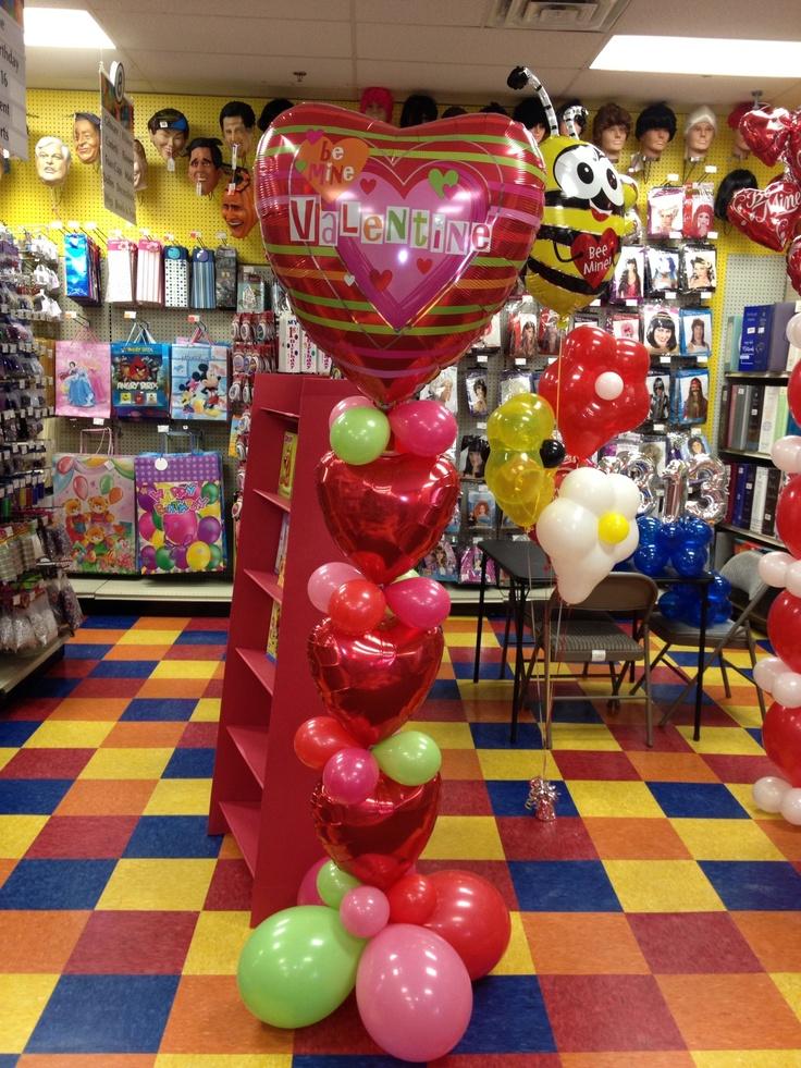valentine's day balloons london