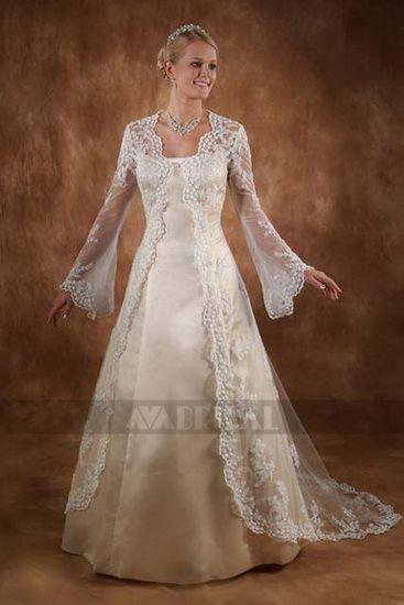 Wedding dress lace overlay jacket great ideas for for Lace overlay wedding dress
