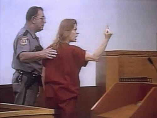 aileen wuornos the first female serial New delhi: aileen wuornos was dubbed 'the world's first female serial killer' and she ended up on death row aileen wuornos was a sex worker who killed more than seven men between 1989 and 1990.