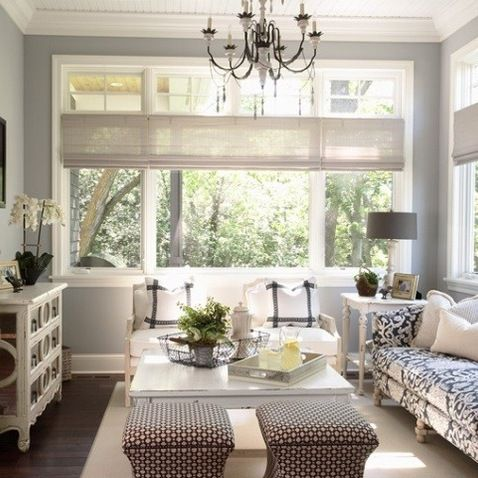 Cozy Chic Living Room For The Home Pinterest