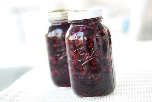 Blueberry Pie Filling in a Jar! I'm doing this...no seriously, I'm ...