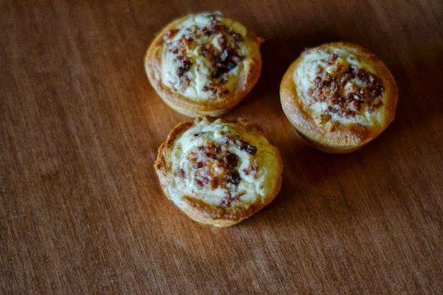Breakfast Bacon Quiche Tarts | Whats for breakfast? | Pinterest