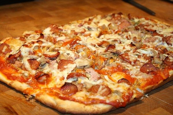 Pizza Crust (Gluten Free and Dairy Free) | gluten free or make GF | P ...
