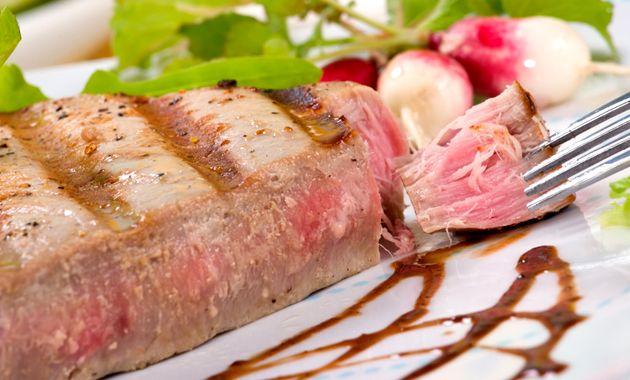 Spicy Grilled Tuna | get in my bellllyy | Pinterest