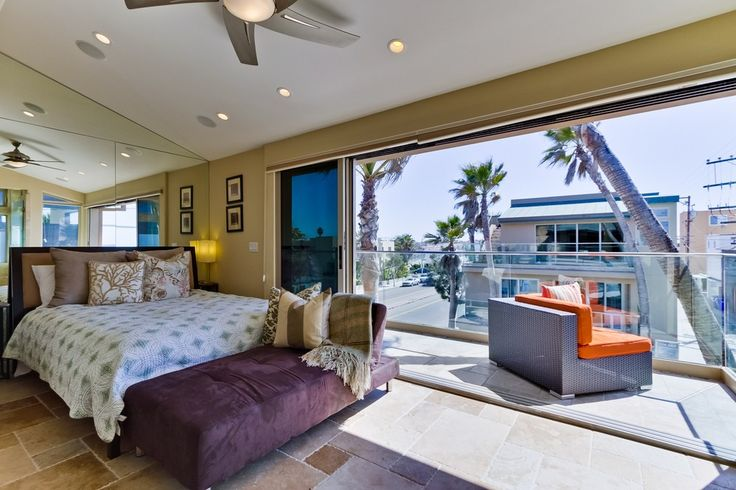Balcony Off Bedroom