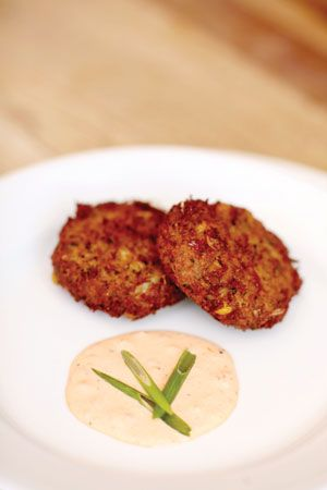 crab and corn cakes recipe food to love fresh corn cakes with crab ...