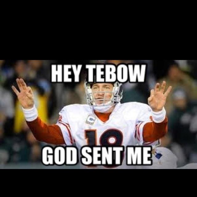 Funny Love Peyton Manning