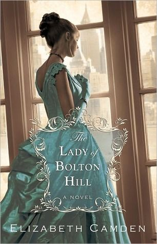 The Lady of Bolton Hill  by Elizabeth Camden - This book started off enjoyable, and then took a ridiculous turn. I'm glad I didn't have to pay for it!