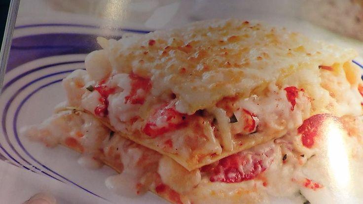 Seafood lasagna! :) | Seafood | Pinterest