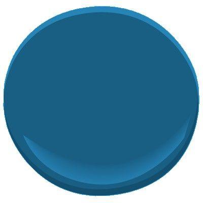 Bermuda Blue Paint Benjamin Moore