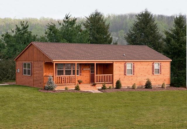 Frontier Certified Modular Log Cabins Frontier Life