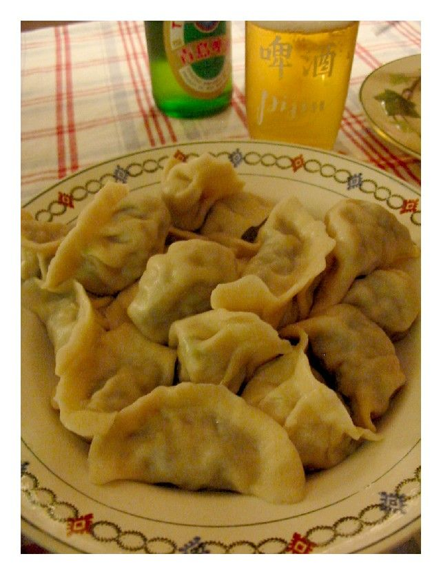 jiaozi (chinese dumplings) | Recipes to try | Pinterest