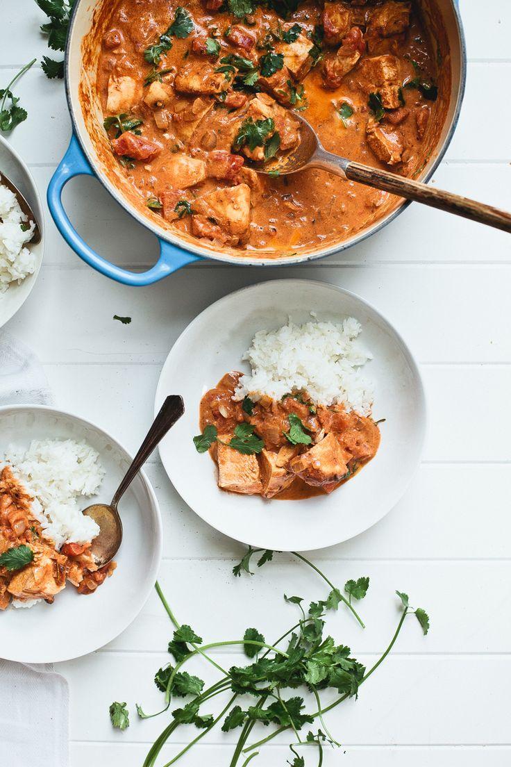 Chicken Tikka Masala Recipe — Dishmaps