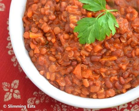 Maple Bacon Baked Beans Recipe — Dishmaps