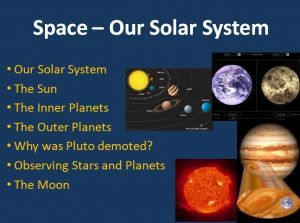 inner and outer planets ppt - photo #39