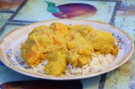 Crock-Pot Curry Chicken | Crock Pot Cooking | Pinterest