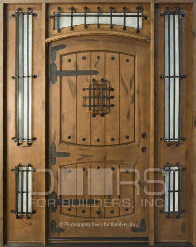 ... Wood En - traditional - front doors - chicago - Doors For Builders Inc