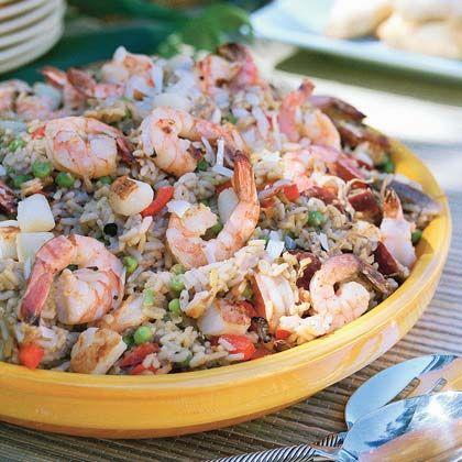 Paella Cubana | Recipe