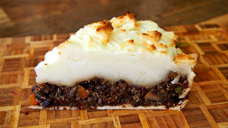 Mushroom And Root Vegetable Shepherd's Pie Recipes — Dishmaps