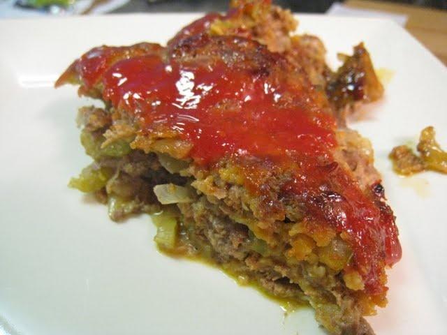 ... Adventures from a Kitchen in Cincinnati: Pastor Ryan's Cajun Meatloaf