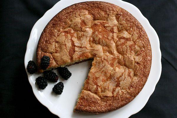 blackberry buttermilk cake | a spoon to measure - sweet | Pinterest