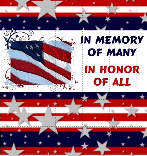 d day memorial website
