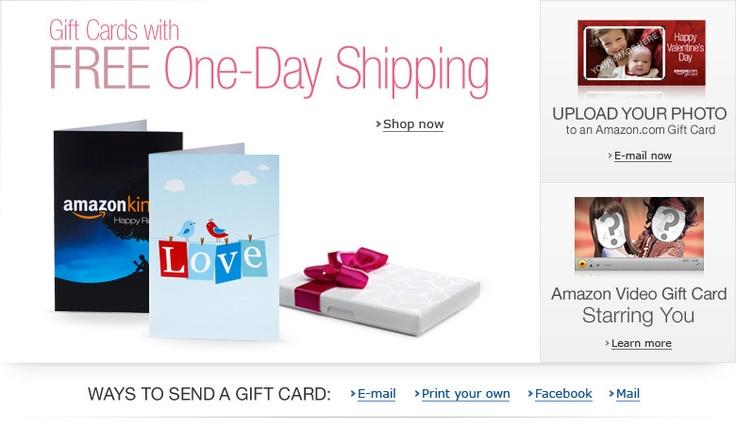 amazon valentines free shipping