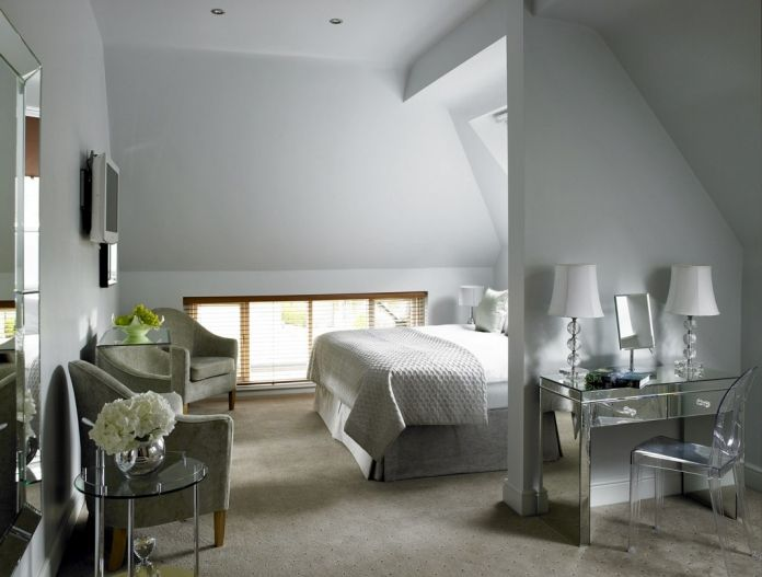 Club Spa Bedroom Interior Design Ideas Pinterest
