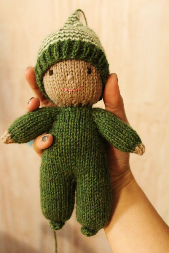 Knitted Elf Pattern : Pinterest: Discover and save creative ideas