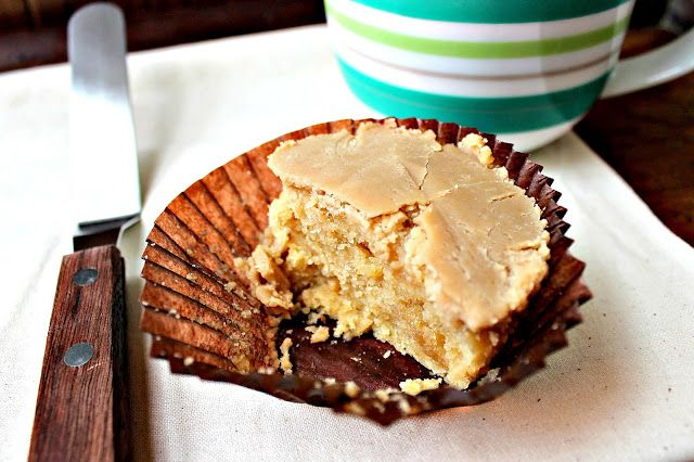 Milk and Honey: Caramel Maple Mud Cupcakes with Caramel Fudge Frosting