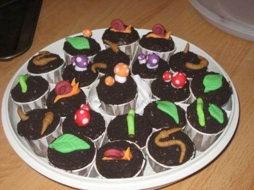 Dirt cakes ;) | sweets | Pinterest