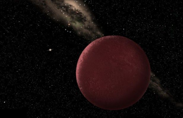 huge new dwarf planet - photo #46