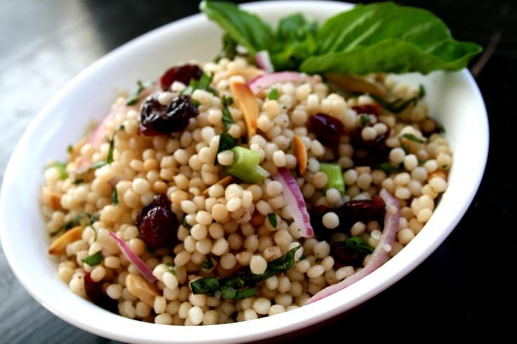 Mediterranean couscous salad | MY FOOD CREATIONS | Pinterest