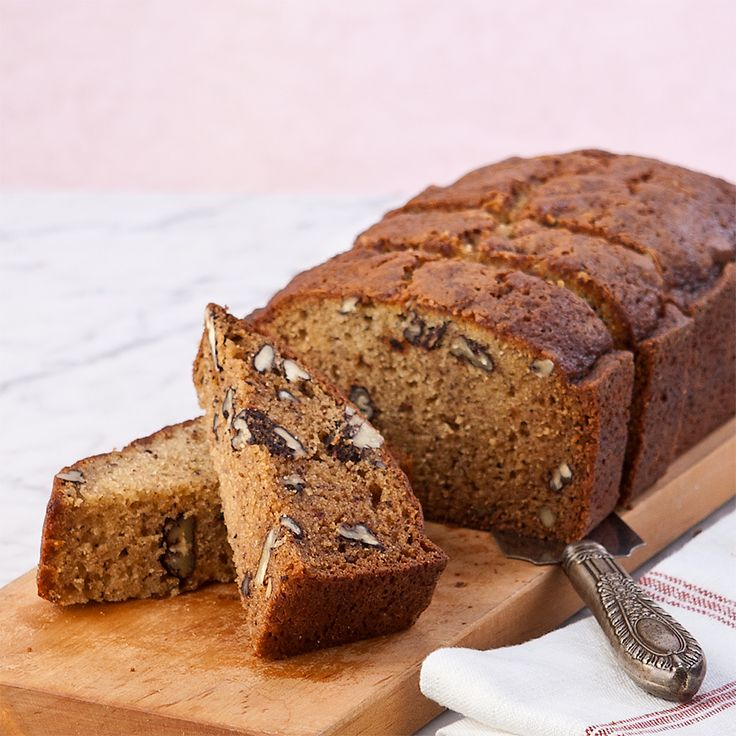 Really Good Banana Bread, Gluten Free | Gluten Free Recipes | Pintere ...