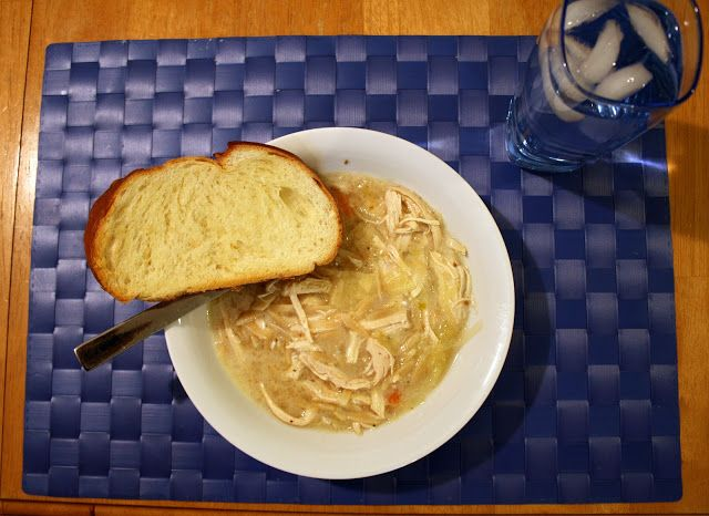 Avgolemono - Greek Chicken Soup | Soups | Pinterest