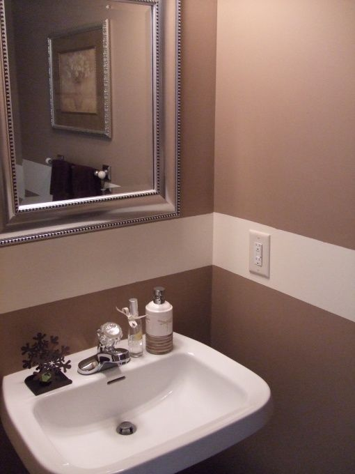 1 2 bath new home pinterest for Design my bathroom