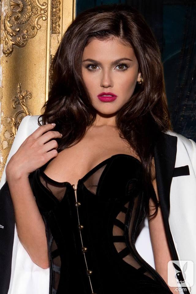 Playboy's Miss August of 2013 - Val Keil