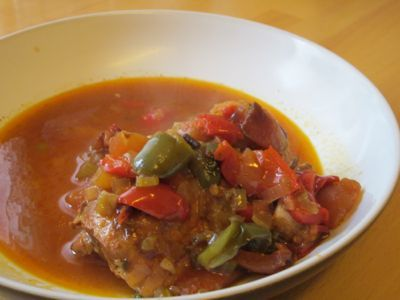 paleo slow cooked chicken creole | Recipes | Pinterest
