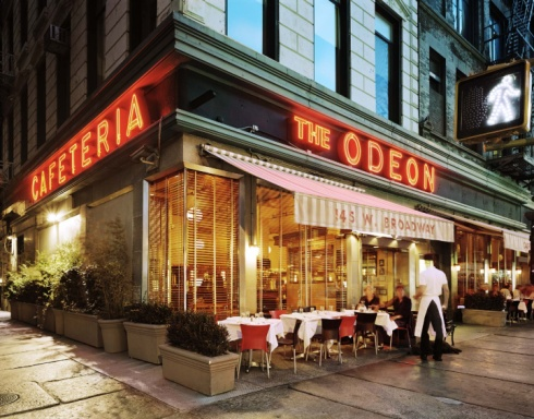The Odeon New York City Such Good Food New York New York The City