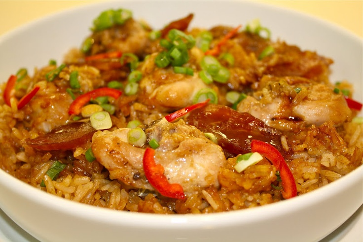 how to cook claypot rice