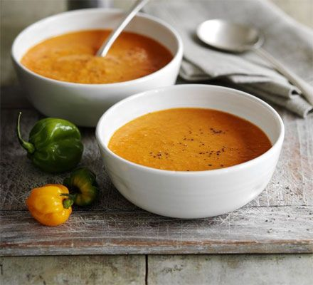 African peanut soup | Favorite Recipes | Pinterest