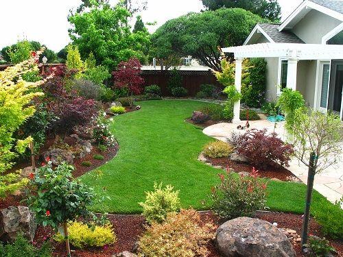 Nice Yard Gardening Pinterest