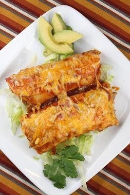 Easy  Delicious Beef Enchiladas