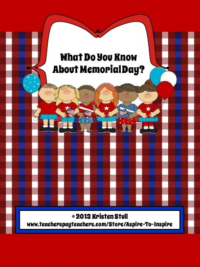 memorial day quizzes