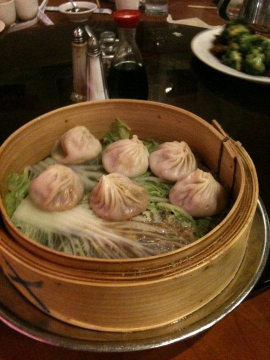 Joe's+Shanghai+Soup+Dumplings Soup dumplings at Joe's Shanghai in New...