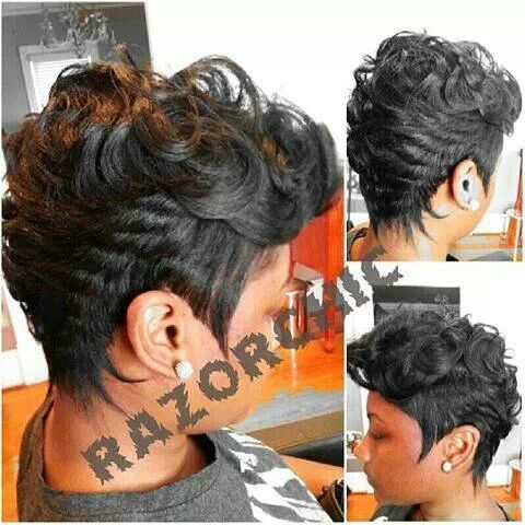 balayage hairstyle : Black Hair Styles In Atlanta Ga Short Hairstyle 2013
